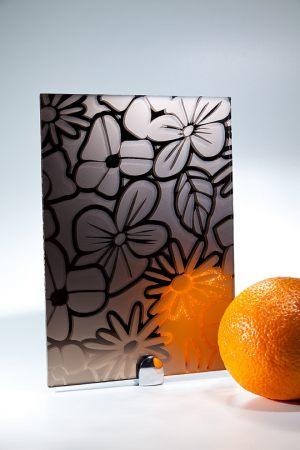 "Зеркало ""Цветы"" бронза Актобе"