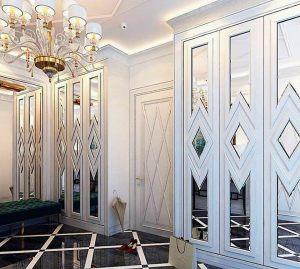 Двери с делителем наклейкой Актобе