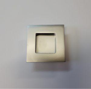 Ручка квадратная Серебро матовое Актобе