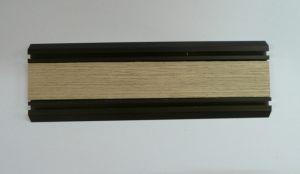Направляющая нижняя для шкафа-купе вкладка шпон Актобе