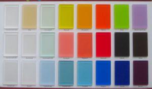 Акриловое стекло матовое для радиусных шкафов-купе и радиусных межкомнатных перегородок Актобе