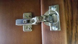 Петля для распашной двери с доводчиком Актобе