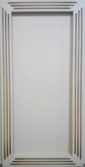 Рамочный фасад с фрезеровкой 2 категории сложности Актобе