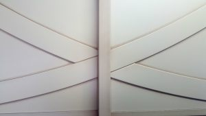 Вставка в дверь с накладками Актобе