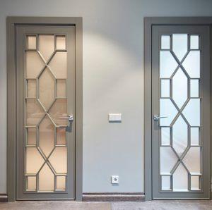 Двери с филенкой Актобе